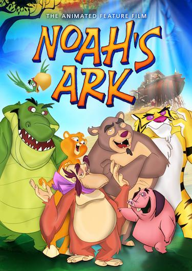 noahs ark animated
