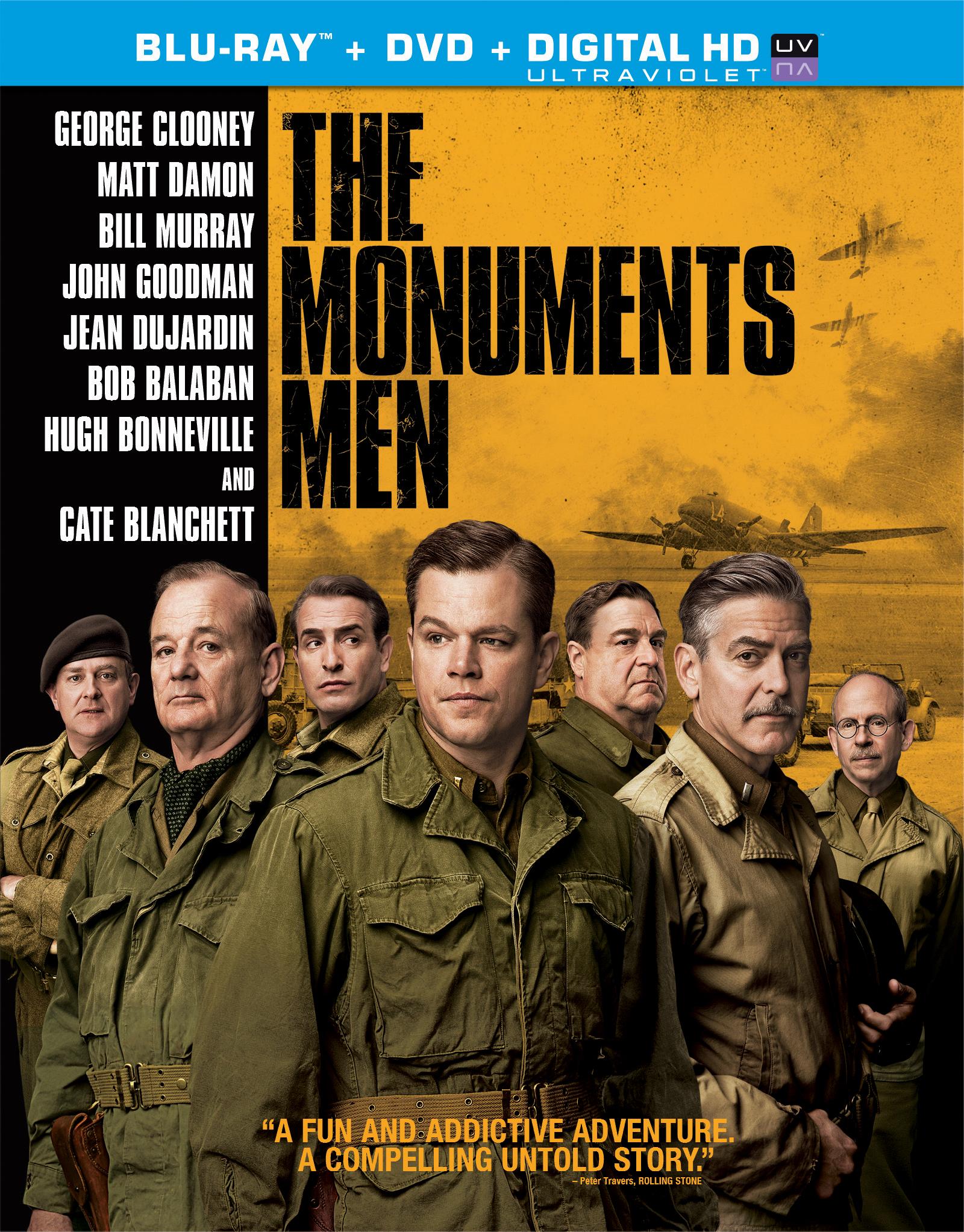441713_MonumentsMen_BD_Outersleeve_FrontFlat