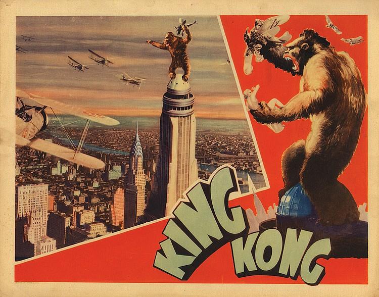 Lot464 King Kong